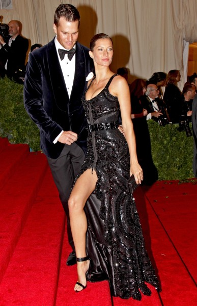 Tom Brady and Gisele Bundchen Picture