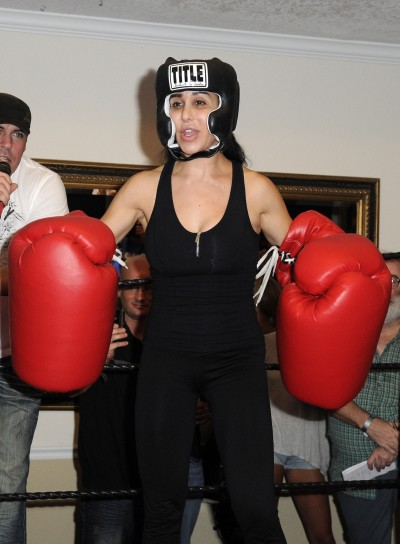 Octo-Mom Has Been BANNED From Celebrity Boxing ...