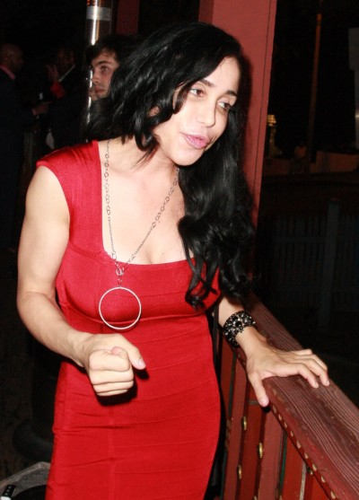 Octomom Necklace