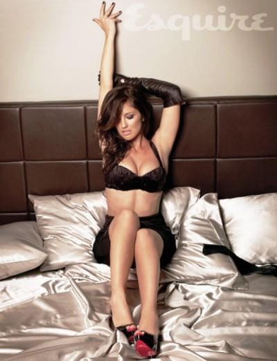 Minka Kelly Underwear Photo