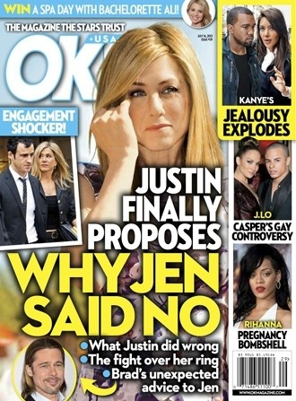 Aniston Proposal