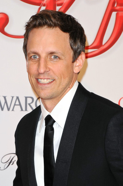 Seth Meyers Photo