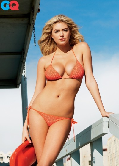 Kate Upton Bikini Photo GQ