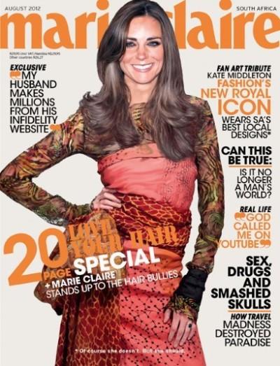 Fake Kate Middleton Photo