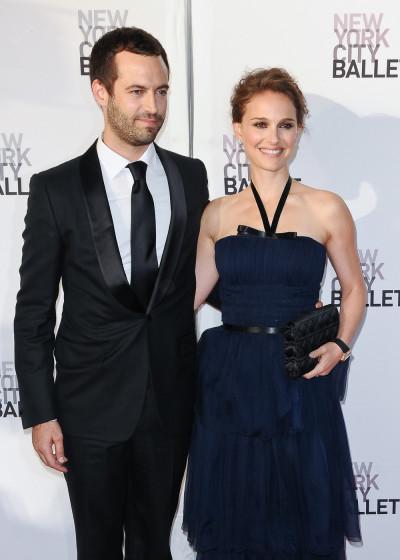 Natalie Portman, Husband