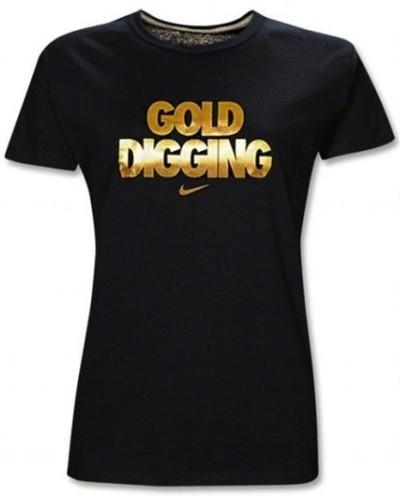 Nike Gold Digging