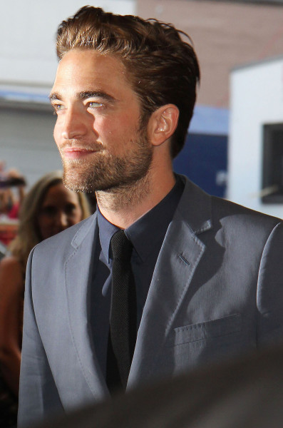 Profile of Robert Pattinson