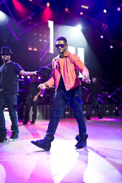 Usher R.