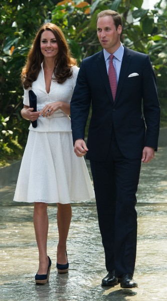 Kate Middleton, Prince William Together