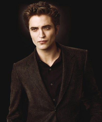 Robert Pattinson in Character