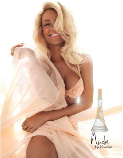 Rihanna Nude Fragrance