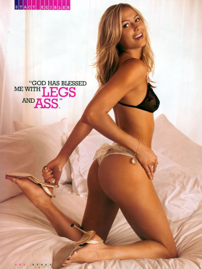 Stacy Keibler Bikini Photo