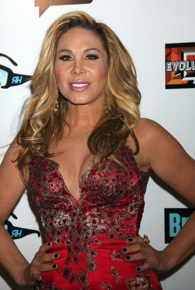 Adrienne Maloof on the Red Carpet