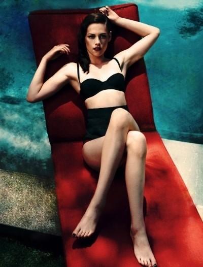 Kristen Stewart Bikini Photo