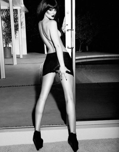 Leighton Meester Topless