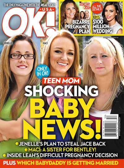 Teen Mom 2 Baby News