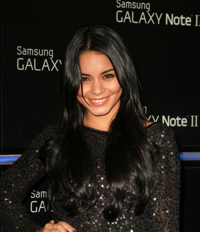 Vanessa Hudgens in Black