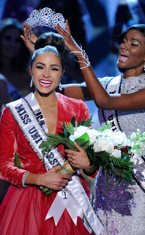 Olivia Culpo, Miss Universe