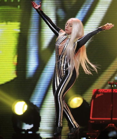 Lady Gaga Body Suit