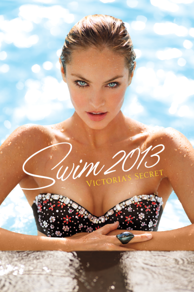 Candice Swanepoel Swim Catalogue Cover