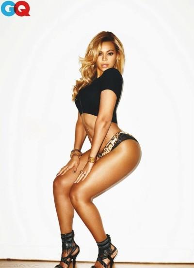 Beyonce GQ Photo