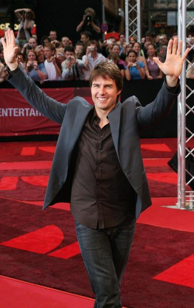 Tom Cruise Winning