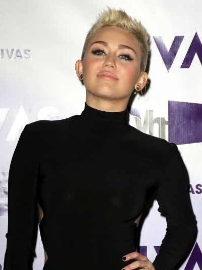 Proud Miley Cyrus
