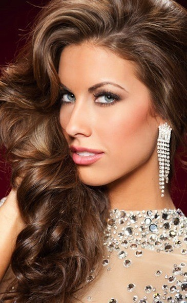 Katherine Webb Close Up