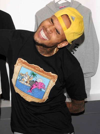 A Chris Brown Photograph
