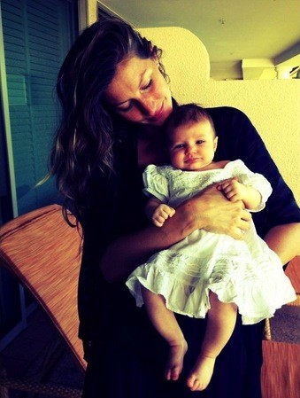 Gisele Bundchen, Daughter