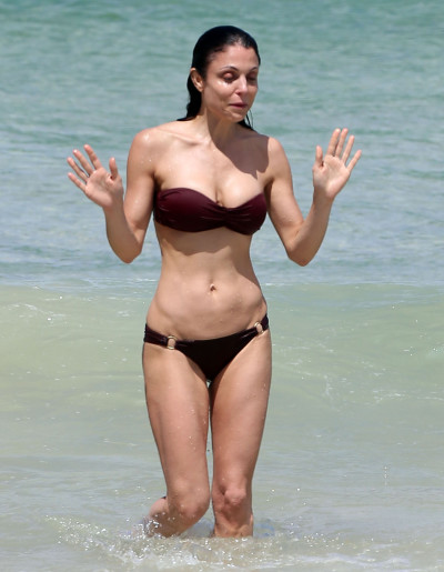 Bethenny Frankel Bikini Photo