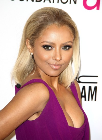 Kat Graham Blonde Hair