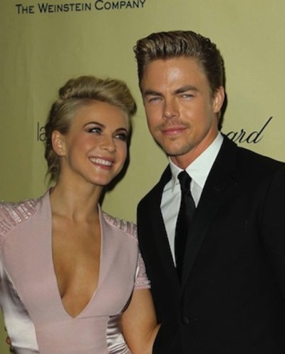 Julianne, Derek Hough
