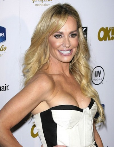 Taylor Armstrong Smiles