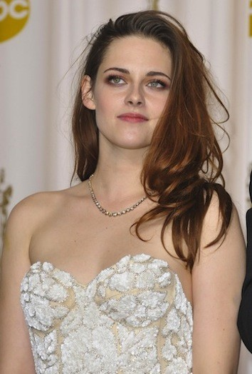 Kristen Stewart at Academy Awards