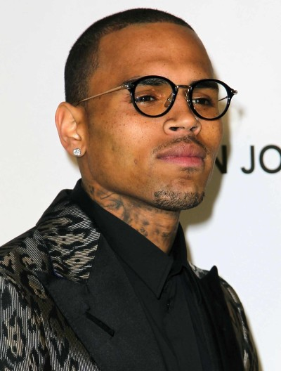 Chris Brown, Glasses