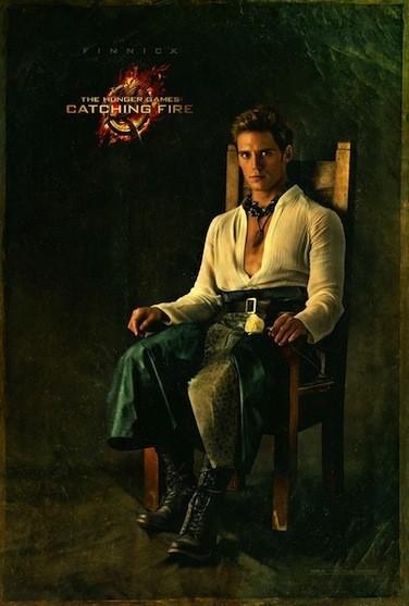 Finnick Odair Portrait