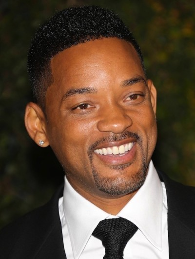 Will Smith Smiles