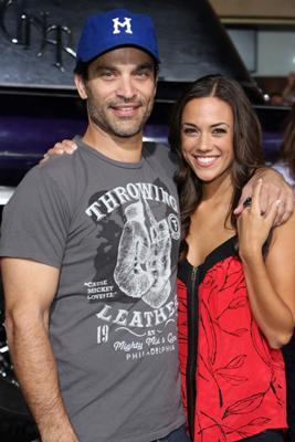 Johnathon Schaech and Jana Kramer