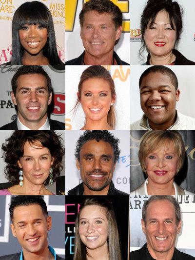 DWTS Season 11 Cast