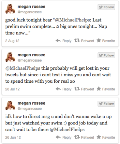 Megan Rossee Tweets