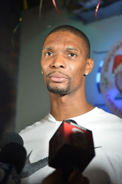 Chris Bosh Photograph