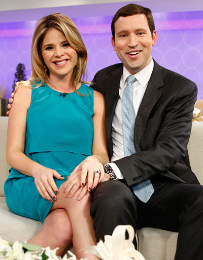 Jenna Bush Hager, Husband