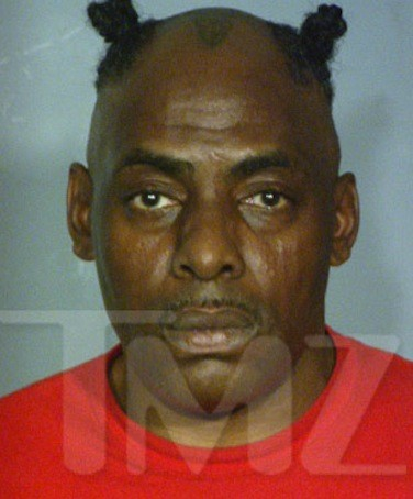Coolio Arrested After Punching Girlfriend, Leaving With Some Other Chick and Toddler Son