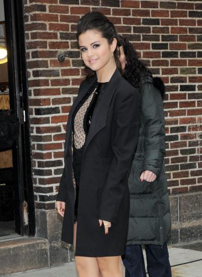 Selena in NYC