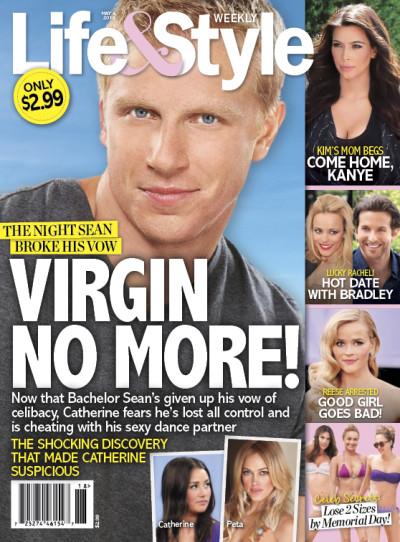 Sean Lowe: Virgin No More!