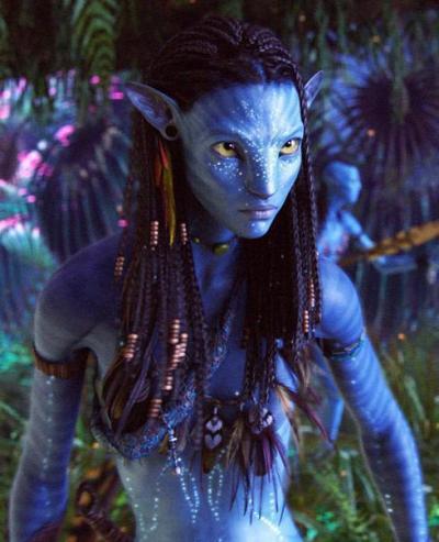 Avatar Girl