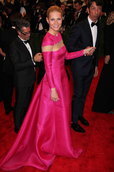 Gwyneth Paltrow MET Gala Dress