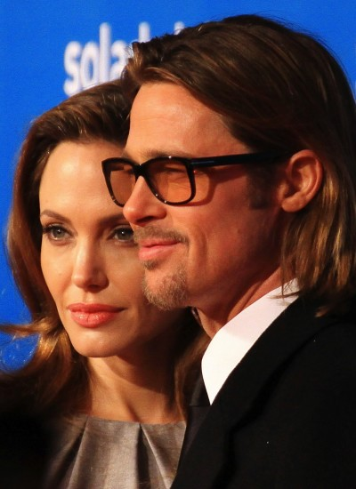 Pitt and Jolie Photo