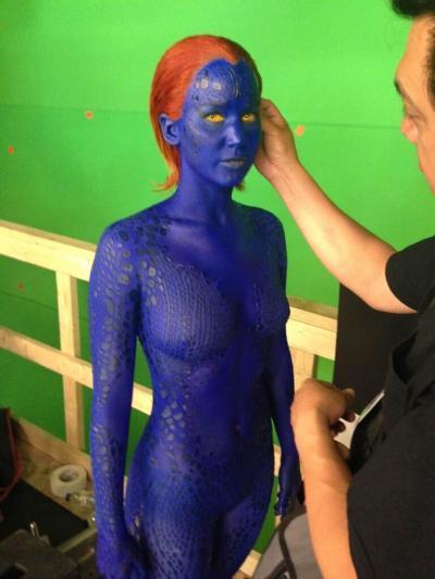 X-Men: Days of Future Past Jennifer Lawrence